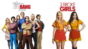 """THE BIG BANG THEORY"" + ""MOM"""