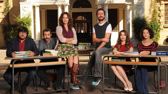 IMMATURI - LA SERIE - PRIMA TV