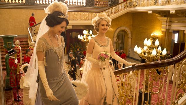"""Puntata finale di """"Downton Abbey"""""""