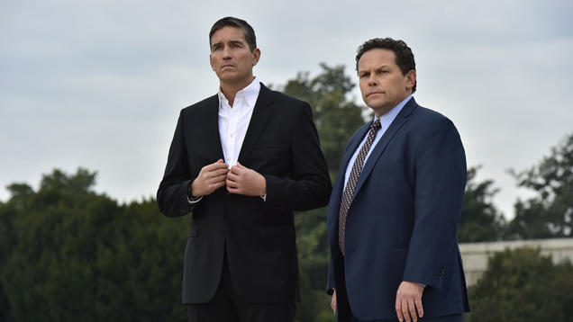 PERSON OF INTEREST V