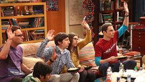 BIG BANG THEORY VIII - PRIMA TV