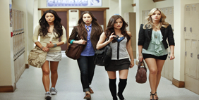 "LA MEGLIO VESTITA DI ""PRETTY LITTLE LIARS"""