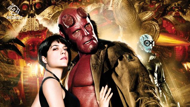 """""""Hellboy - The Golden Army"""""""