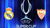 SUPERCOPPA EUROPEA - REAL MADRID VS SIVIGLIA