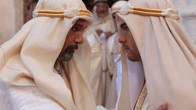 """""""Il principe del deserto"""" - Prima Tv"""