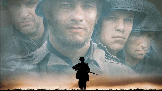 """""""Salvate il soldato Ryan"""""""
