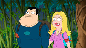GRIFFIN E AMERICAN DAD - 1^ TV ASSOLUTA