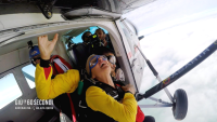 GIU' IN 60 SECONDI - ADRENALINA AD ALTA QUOTA