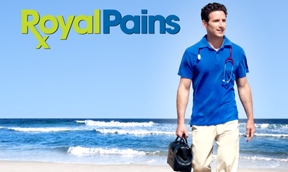 ROYAL PAINS VII - 1^TV