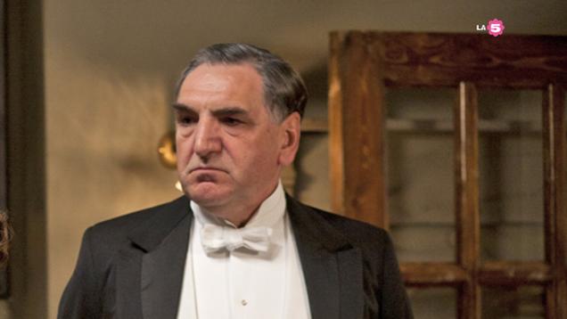 Charles Carson: il maggiordomo