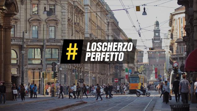 LO SCHERZO PERFETTO