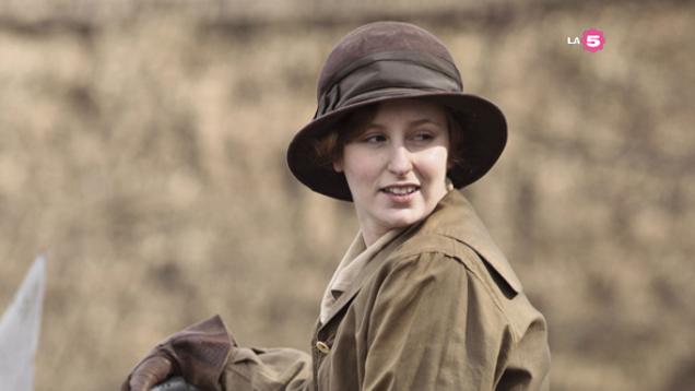 Lady Edith Crawley: la secodogenita