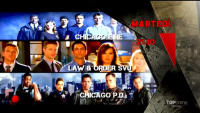 SERATA CROSSOVER: CHICAGO FIRE - LAW & ORDER SVU - CHICAGO P.D.