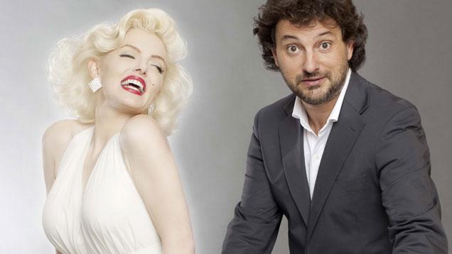 """""""Io & Marilyn"""""""