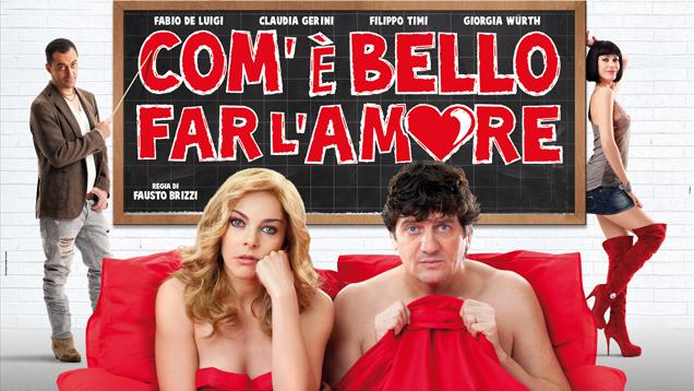 COM'E' BELLO FAR L'AMORE