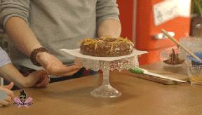 CAKE GLASSATO