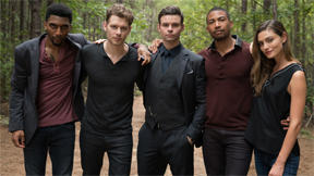 THE ORIGINALS IV - 1^TV