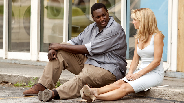 "Sandra Bullock in ""The blind side"""