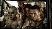 MAD MAX: FURY ROAD - PRIMA TV