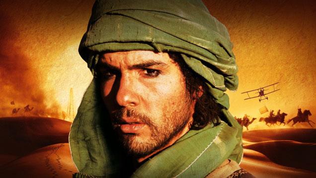 Nel deserto con Antonio Banderas