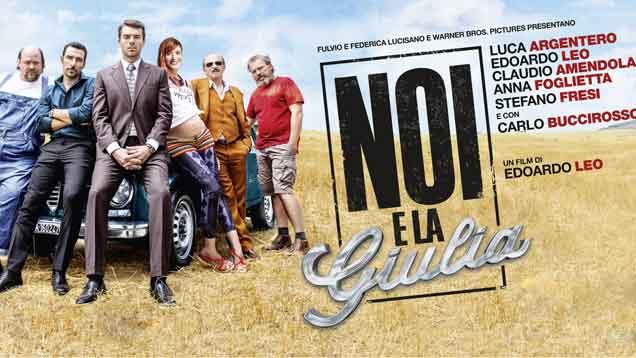 NOI E LA GIULIA - PRIMA TV