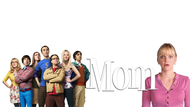 THE BIG BANG THEORY + MOM