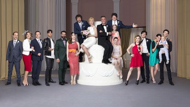 MATRIMONI E ALTRE FOLLIE - PRIMA TV ASSOLUTA