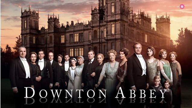 DOWNTON ABBEY VI 1^ TV