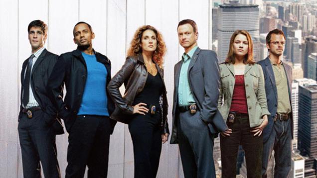 CSI NEW YORK V