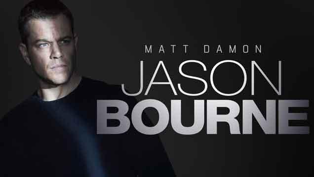 JASON BOURNE - PRIMA TV